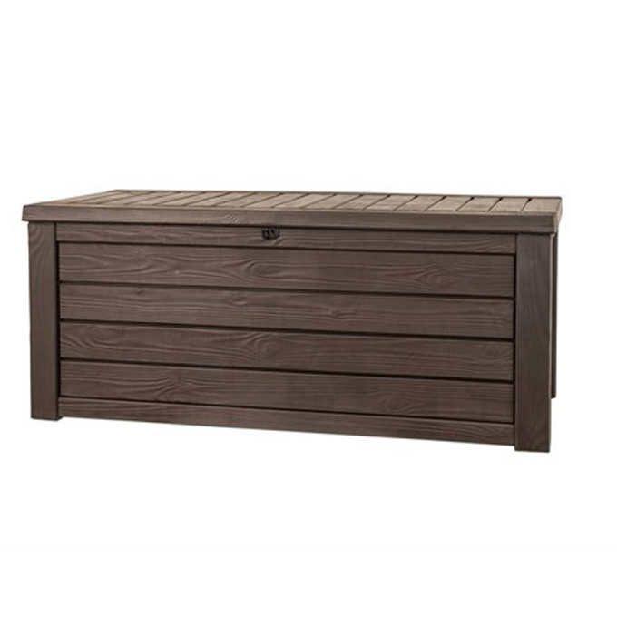 Keter® 150 Gal. Resin Deck Box