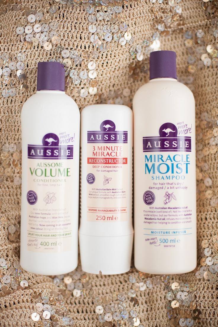 Love Aussie shampoo