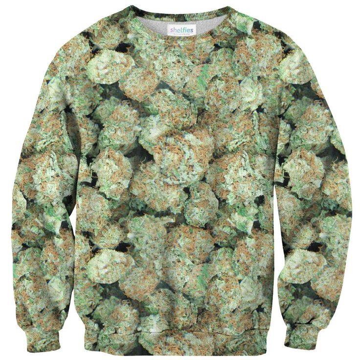 Sweatshirts - Green Goblin Sweater