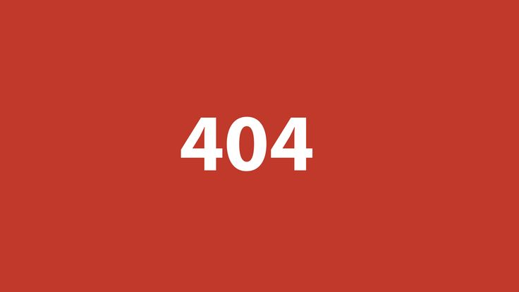 30 Striking and Creative HTTP 404 Error Page Examples 2016
