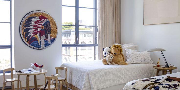 HOUSE TOUR: A Family-Friendly Apartment That Embraces La Vie Bohème - ELLEDecor.com