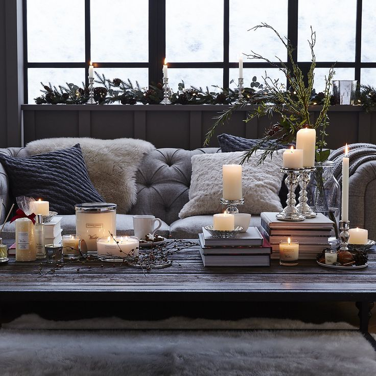 Antiqued Dinner Candle Holder | The White Company. Shopping from the US? -> http://us.thewhitecompany.com/Home-%26-Bath/Candle-Holders/Antiqued-Dinner-Candle-Holder/p/CAHAD?swatch=Silver
