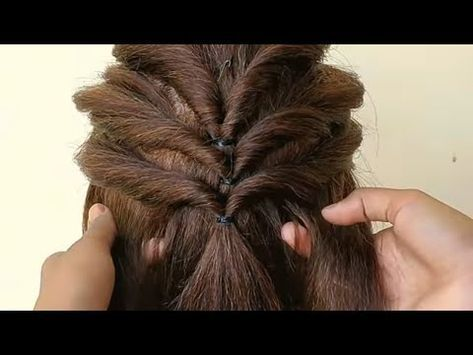 Easy And Simple Hairstyle For Girls Beautiful Hairstyles Tutorials