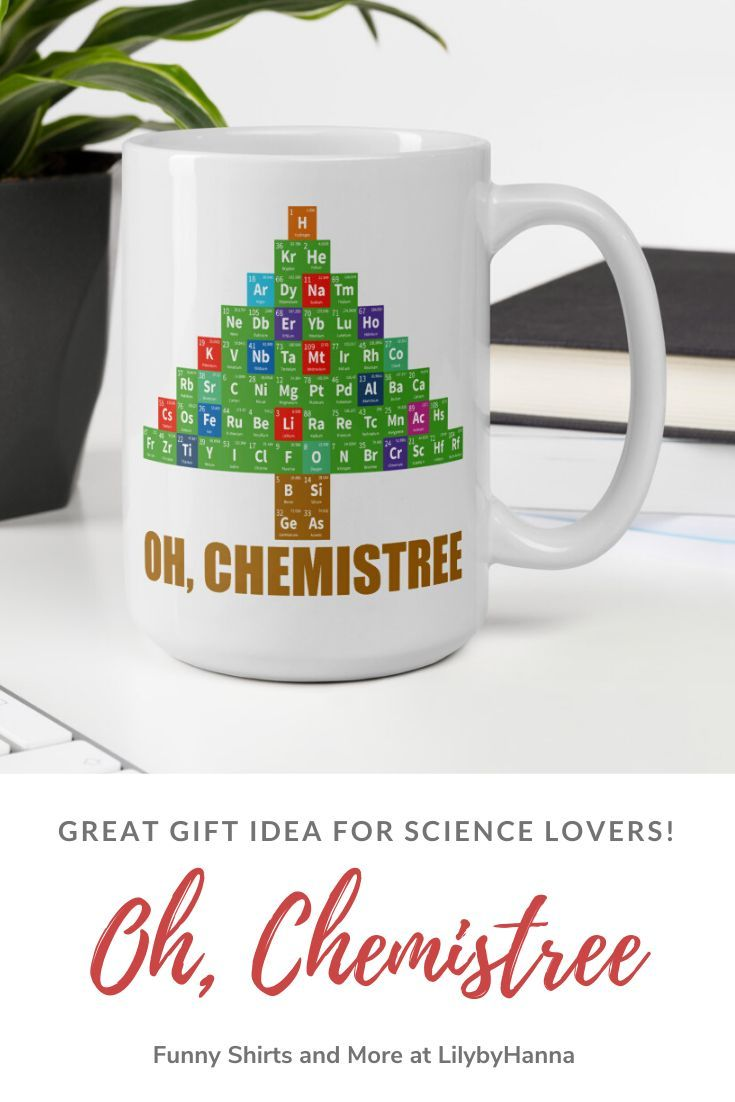 Funny Christmas Songs For Teachers To Sing : funny, christmas, songs, teachers, Science, Funny, Chemistree, Christmas, Teacher, Gifts, Gifts,, Christmas,