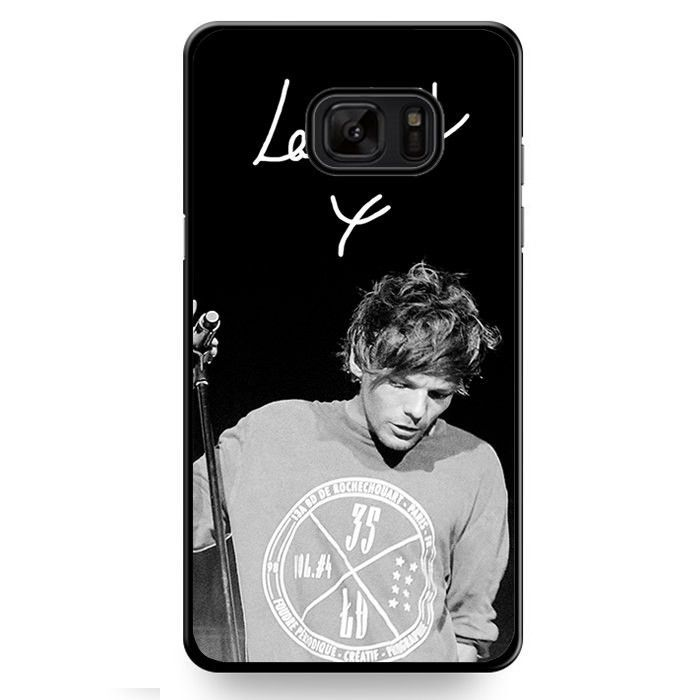 Louis Tomlison Singing TATUM-6667 Samsung Phonecase Cover For Samsung Galaxy Note 7