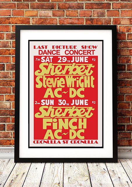 Sherbet / AC/DC / Stevie Wright - 1974