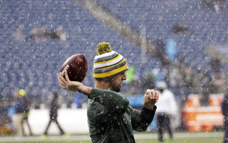 Pregame Warmups | 01.18.2015: Packers vs Seahawks