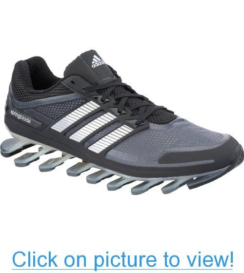 Men s adidas Springblade Running Shoes 8.5 black men AUTHENTIC  Mens   adidas  Springblade   6cf5a2694b