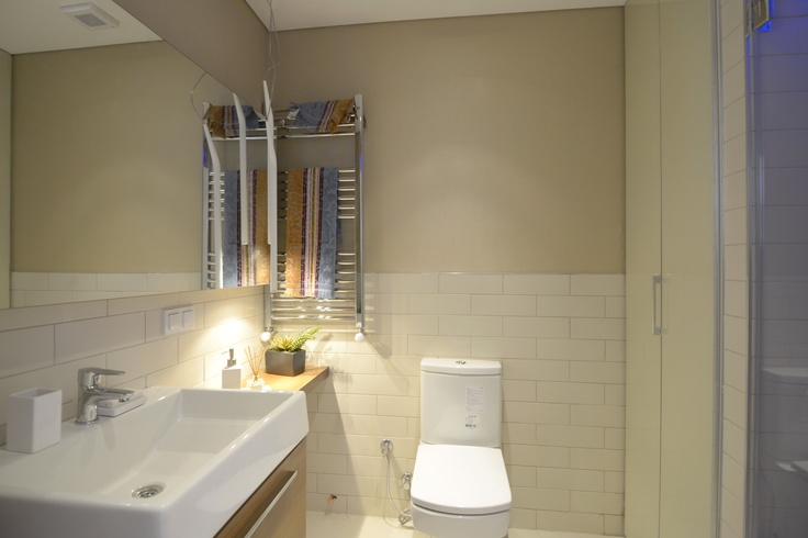 Dumankaya Modern Vadi Örnek Daire - Banyo