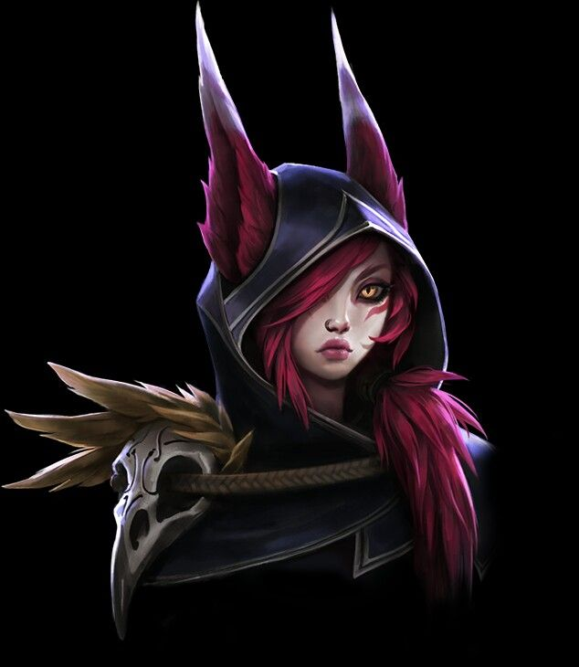 Xayah the Rebel - League of legends