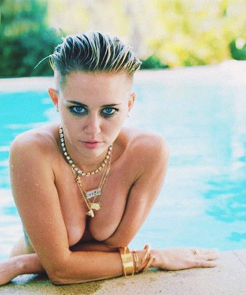 rolling stone miley cyrus celebs pinterest