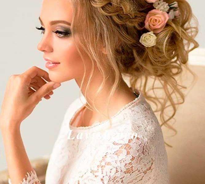 Gelin Saçı Modelleri 2017 Düğün Saç Kesimleri