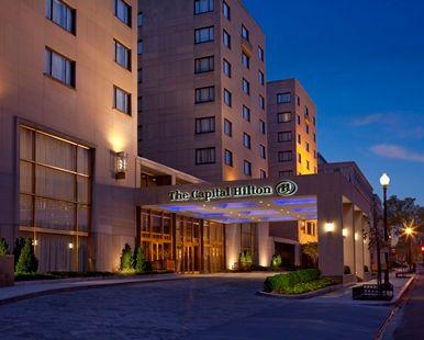 Capitol Hilton Hotel, Washington D.C. - Hotel Exterior | DC 20036