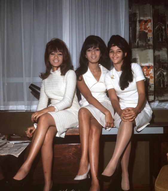 The Ronettes Baby I Love You