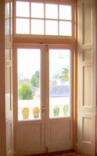 french doors fanlight - Google Search