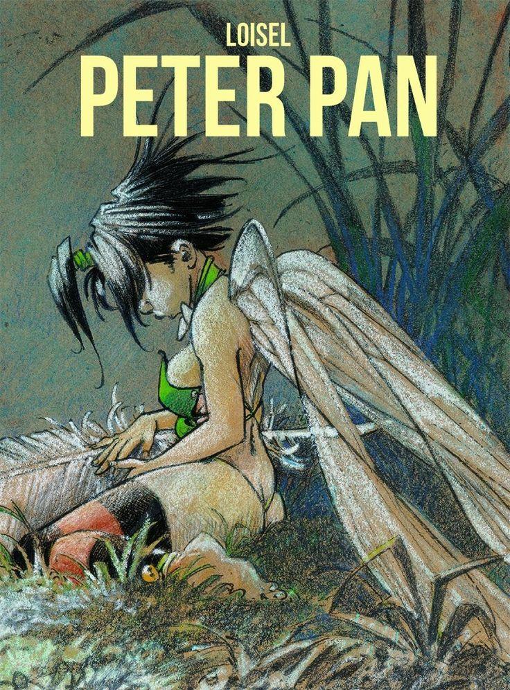 « Peter Pan T6 : Destins » par Régis Loisel | BDZoom.com