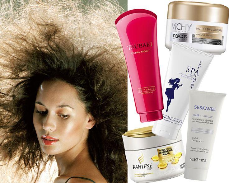 Почему волосы так сильно электризуются зимой и как с этим бороться — читайте в нашей статье.