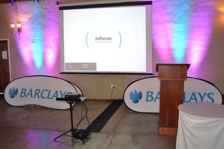 Barclays Function Thaba Tshwene