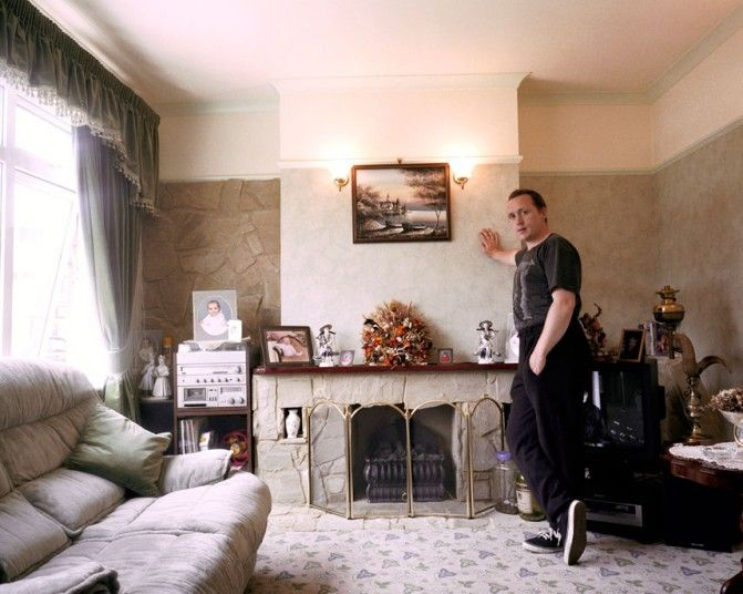 Martin Parr Living Rooms