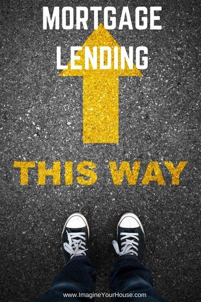 mortgage lending this way - Why do I need to get a mortgage pre-approval when buying a home?
