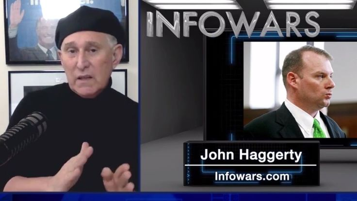 Roger Stone And John Haggerty Discuss Why the Stein Clinton Recount Was ...