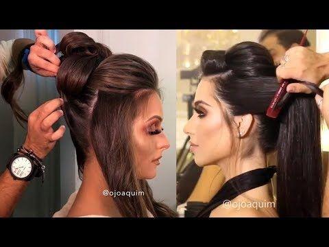 Increíbles Peinados Tutorial Amazing Hair Transformations