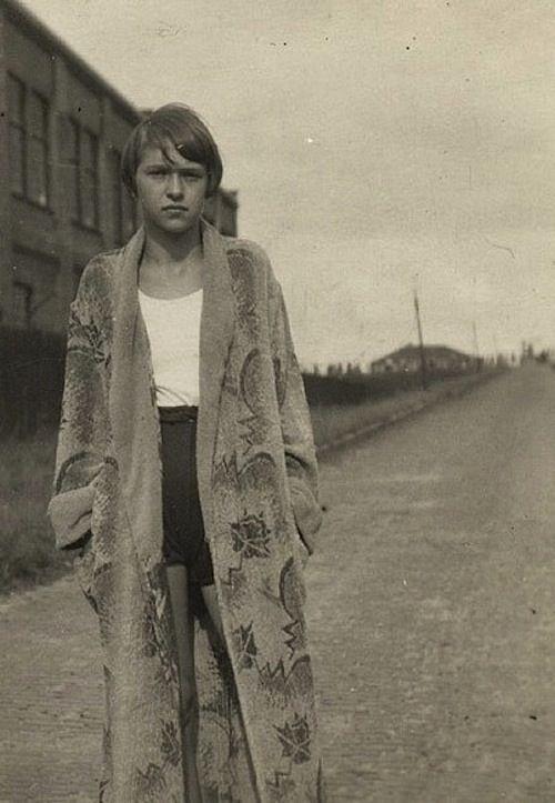 photo circa 1930's