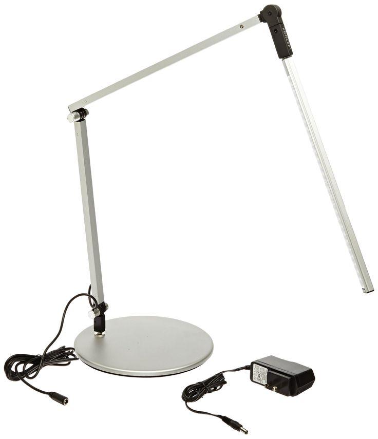 koncept zbar mini led desk lamp