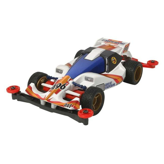 TAMIYA MINI 4WD : Dash-001 Great Emperor Premium [Super-II Chassis]