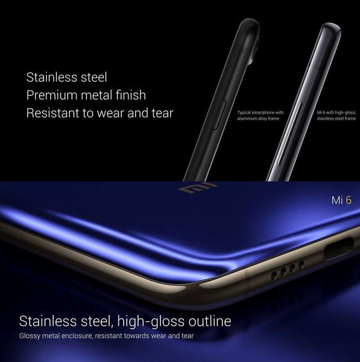Xiaomi Mi6 Mi 6