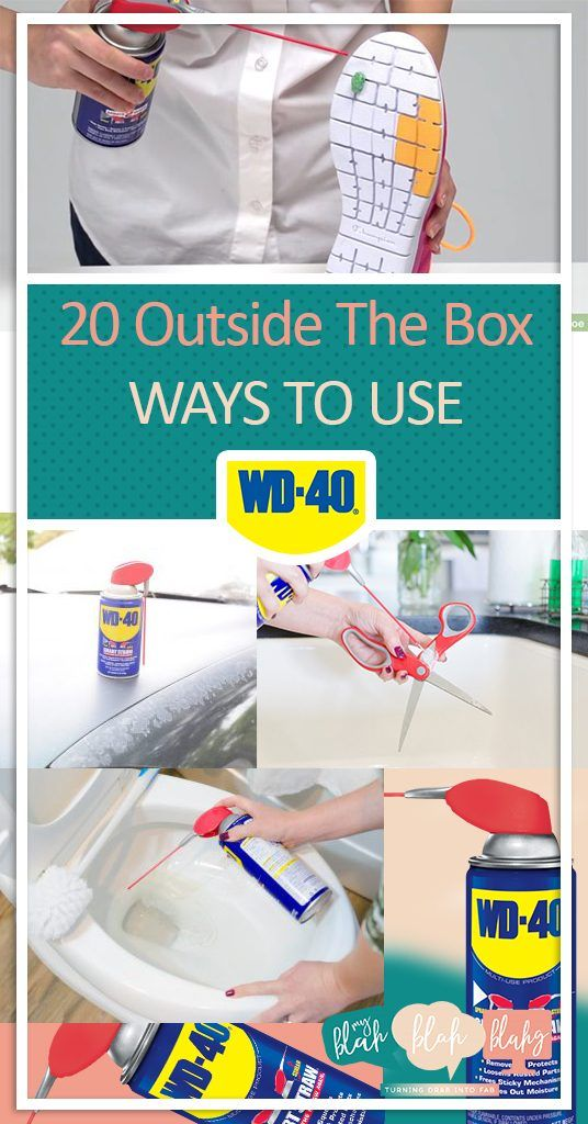 25 Best Ideas About Wd 40 Uses On Pinterest Wd 40 Rust