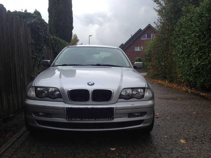 BMW e46 316i Bastlerfahrzeug   Check more at https://0nlineshop.de/bmw-e46-316i-bastlerfahrzeug/