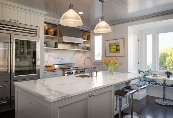 kitchens done with delicatus extra granite - Google Search