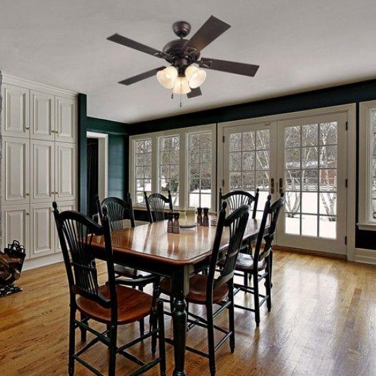 Mejores 31 imgenes de ceiling fans lights en pinterest leds c4 dominica ceiling fan with lights 30 4405 j7 e7 aloadofball Images