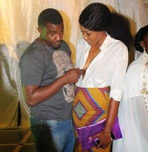 Ama Larbie-Africa : Does Yvonne Nelson qualify to be Dumelo's dream wi...