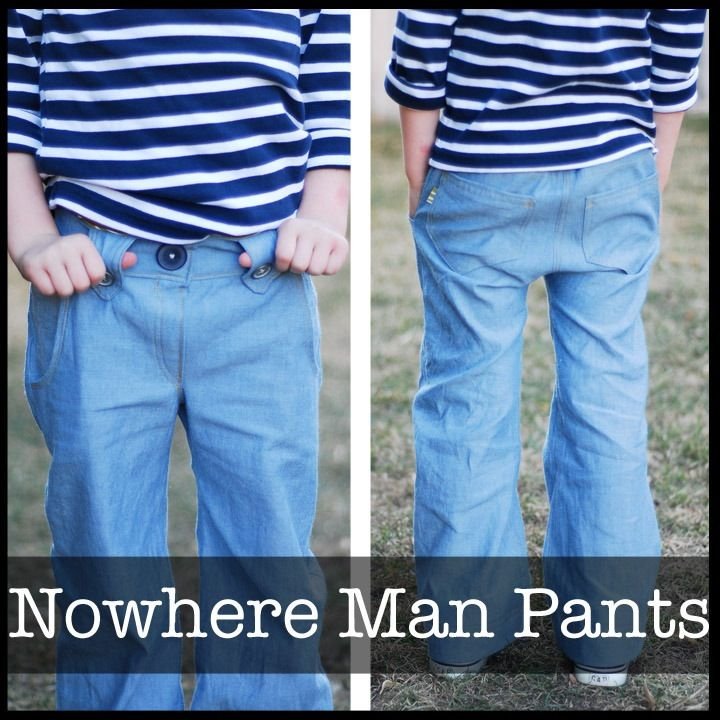 Nowhere Man Pants 12m-10years