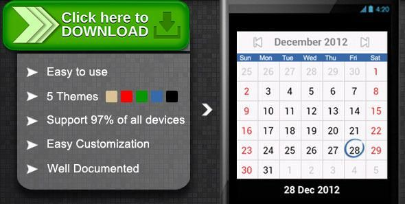 [ThemeForest]Free nulled download Custom Calendar from http://zippyfile.download/f.php?id=41490 Tags: ecommerce