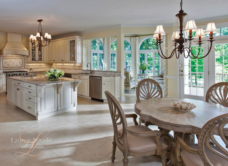 Lauren Nicole Designs | Kitchen Interior Design Charlotte NC