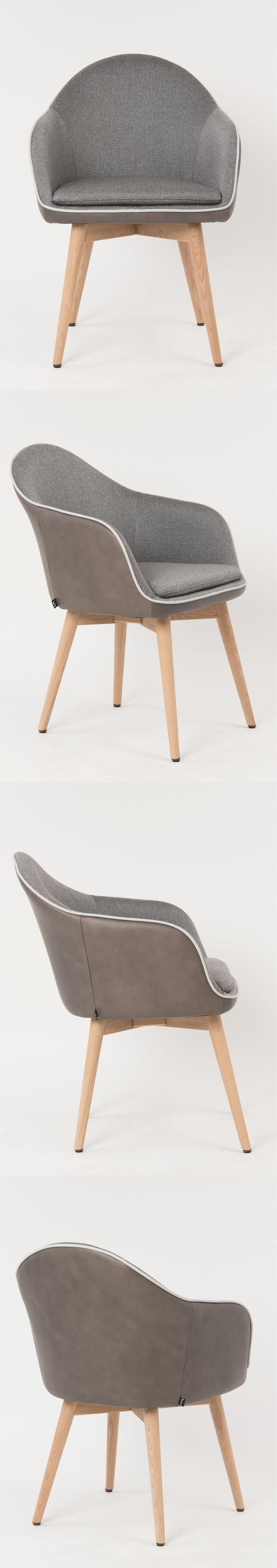 Polstersessel Tina maximale Bequemlichkeit geringes Gewicht Der Sessel Tina ist ein vielseitig einsetzbarer Allrounder für Gastronomie