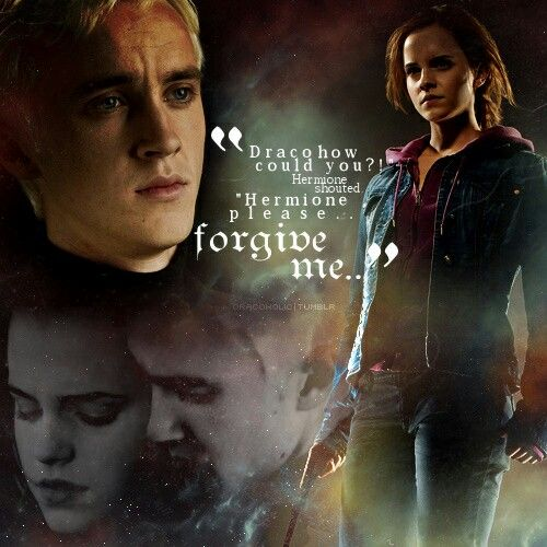 Draco and hermione hermione and draco pinterest - Harry potter hermione granger fanfiction ...