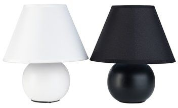 Lampa stołowa PRICE STAR Ś18xW22cm mix
