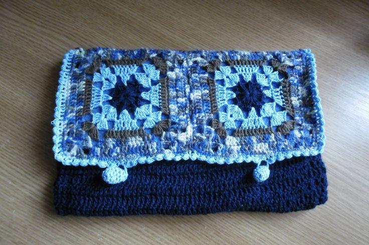 A crochet dressing case! :)