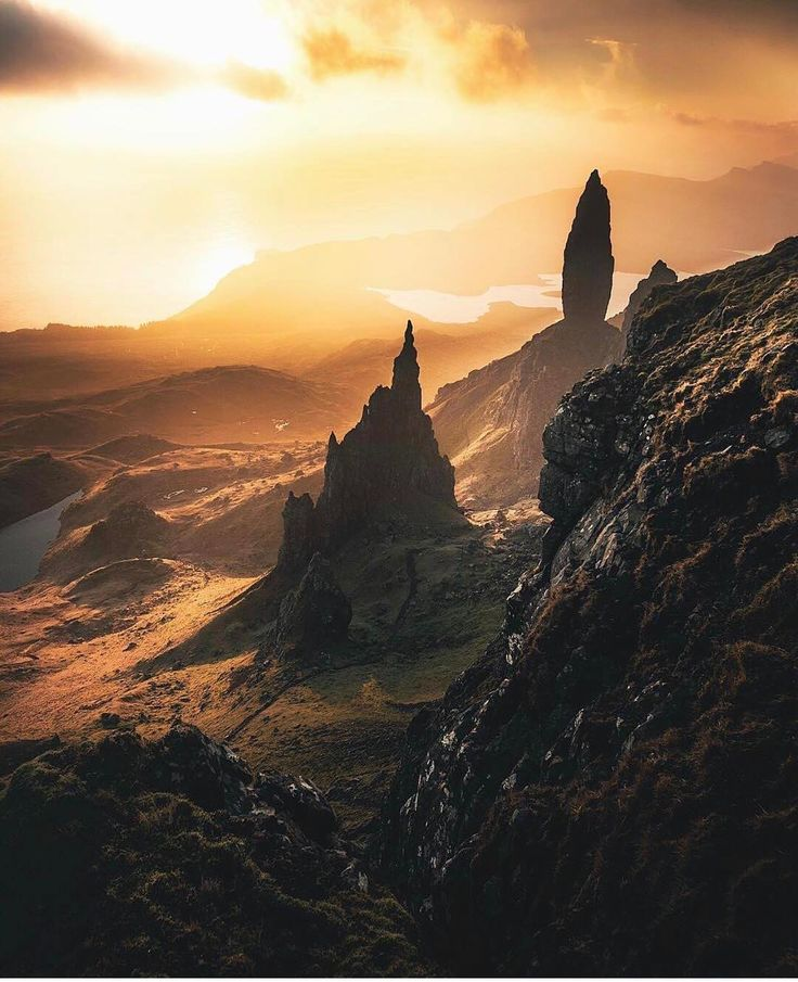"""The Storr:This is Scotland (@this_is_scotland) on Instagram: """"#scotland is amazing! Tag #thisisscotland to get featured © @kpunkka"""""""