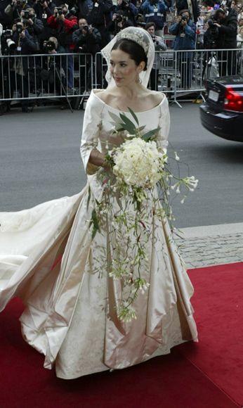Galería de imágenes - Foto 2 - Mary Donaldson: un vestido para reinar