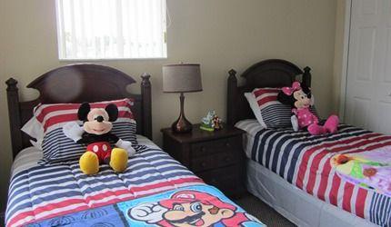 Visiting Mickey & Friends at Disney? Stay in this 5* 5 bed FLORIDA VILLA in Calabay parc| Direct Villas Florida ID 1117
