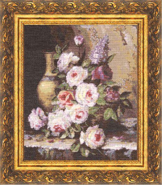 ГН-003 Мраморные розы