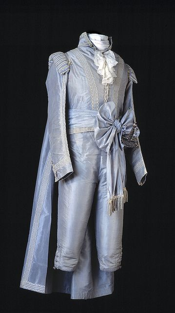 Swedish court gala dress, 1790s. Item no. 99107 Photo: Mats Landin, Nordiska museet
