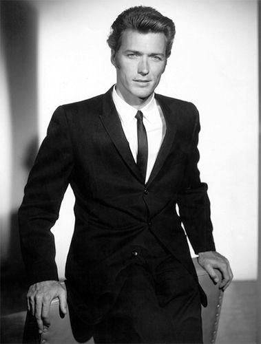 The legend, Clint Eastwood...