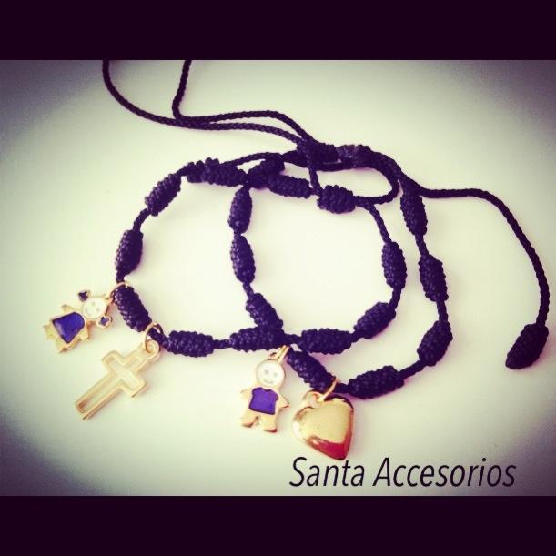 #pulseras #novios By Santa Accesorios
