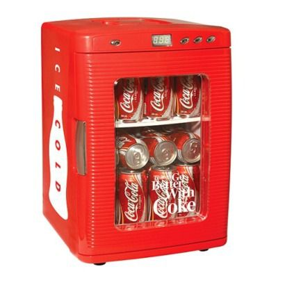 TARGET Koolatron Coca-Cola Fridge - Red $133.89